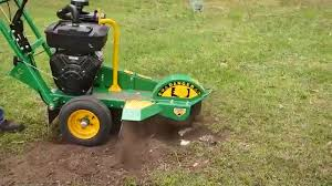 Stump Grinder Bishops Waltham Hampshire